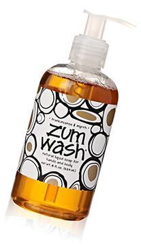 Indigo Wild Zum Wash Natural Hand & Body Liquid Soap,