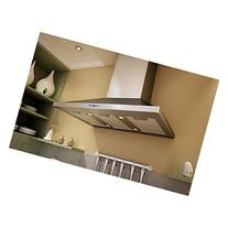 Zephyr ZVEE30CS Pyramid Wall Hood, Stainless Steel