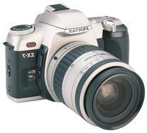 Pentax ZX-7 Quartz Date 35mm SLR Camera Kit with 35-80mm