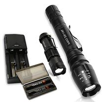 SOLARAY PRO ZX-1XL Professional Series Flashlight Kit - Our